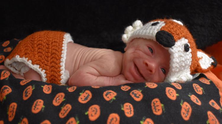 Cuteness Alert   NICU babies in Kentucky show off their very first Halloween costumes