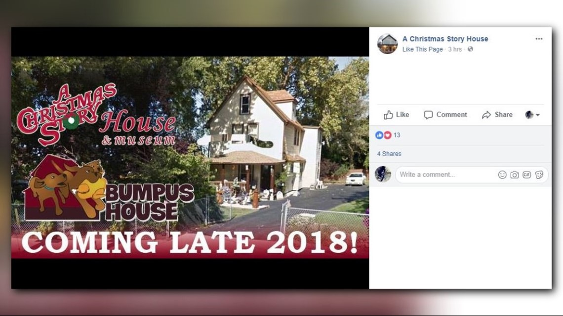 Christmas Story Bumpus Hounds Quote: 'A Christmas Story' House Announces Acquisition Of Bumpus