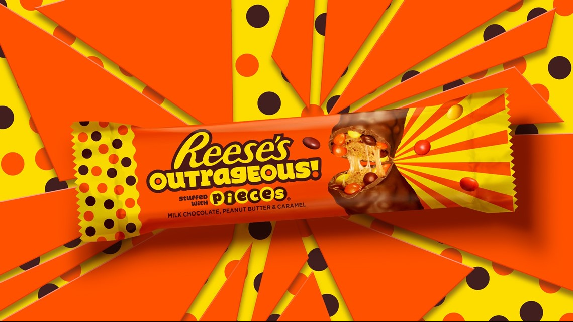 Reese's to give away year's supply of candy, $10,000 to celebrate new candy bar