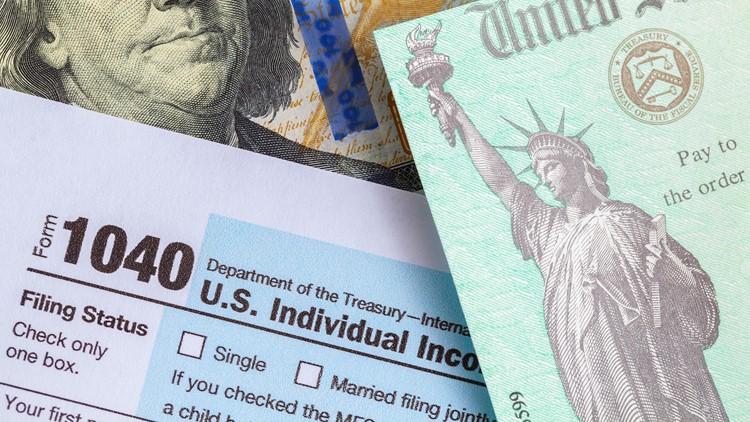Stimulus checks and child tax credits: IRS may need your 2020 tax return