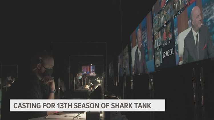 Shark Tank is casting for Season 13 right now, but the process is completely online