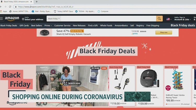 Buyer Beware: How to protect your information while shopping online during the pandemic