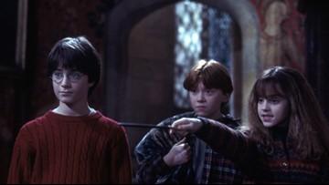 Harry Potter is Virginia's favorite spooky movie for kids