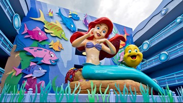 Walt Disney World launches mermaid school