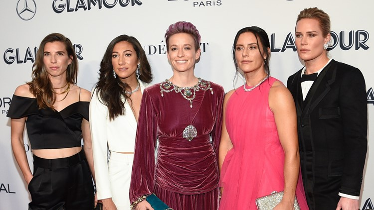 Glamour Women of the Year Awards 2019