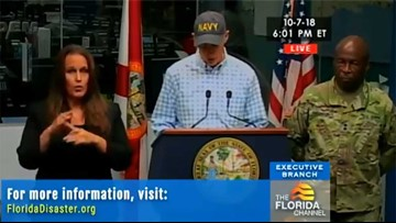 Tampa Bay area under state of emergency ahead of Hurricane Michael