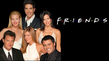 Show props from 'Friends' to be auctioned off to benefit LGBTQ organization