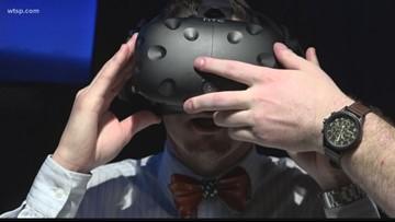 Virtual reality helps veterans create 3D-printed artwork