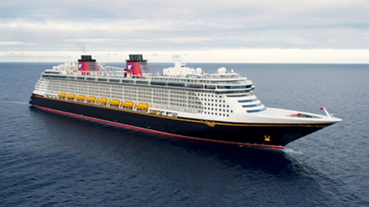Disney Cruise Line cancels departures through May 2021