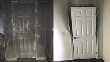 Why fire departments are urging you to sleep with your bedroom door shut