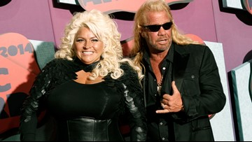Beth Chapman, wife of 'Dog the Bounty Hunter,' placed in a medically-induced coma
