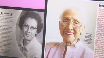 George Mason University renames largest building on campus after former NASA mathematician Katherine Johnson