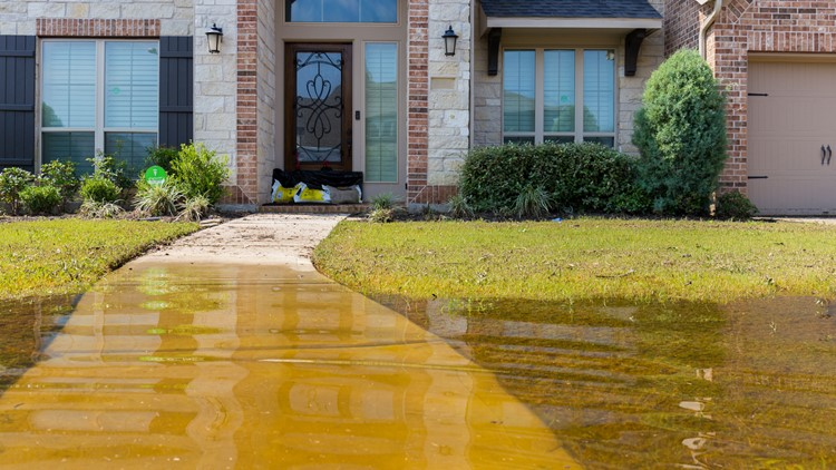 VERIFY: No, flood damage isn't typically covered by homeowners insurance