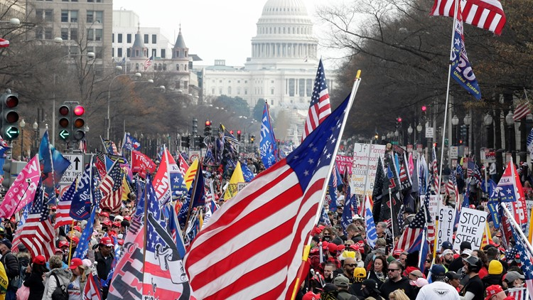 Here's everything you need to know about the 'March For Trump' rally in DC on Jan. 6