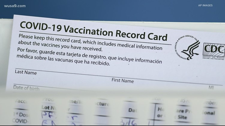 Yes, forging vaccine cards is illegal and could cost you years in jail
