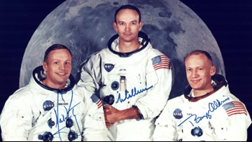 New Apollo 11 discovery 50 years later...