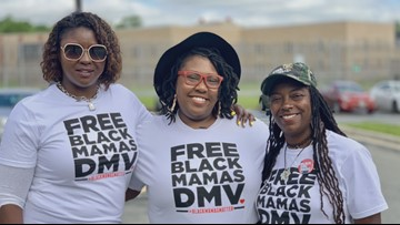 Group works to bail out black mothers from jail before Mother's Day #FreeBlackMamasDMV
