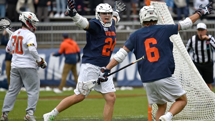 Virginia beats Maryland to win NCAA Men's Lacrosse National Championship