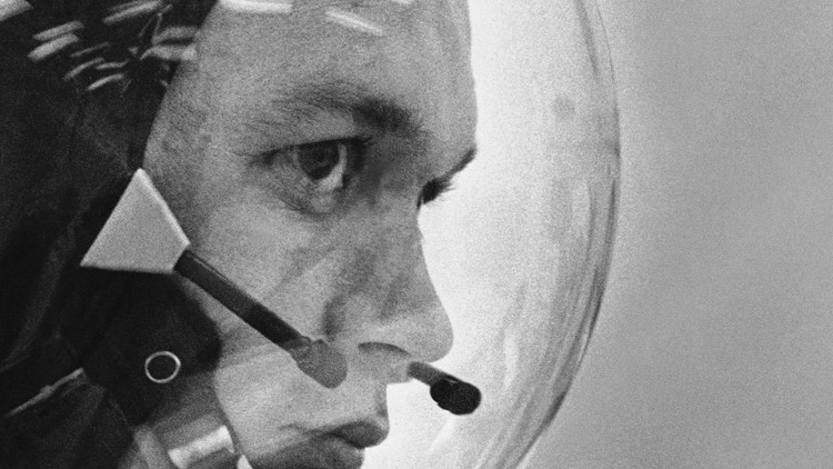 Michael Collins: The fear and joy of the Apollo 11 mission