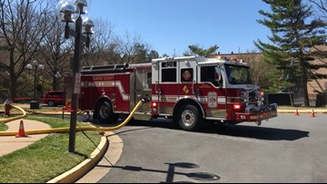 Fire captain demoted after sexual harassment claim