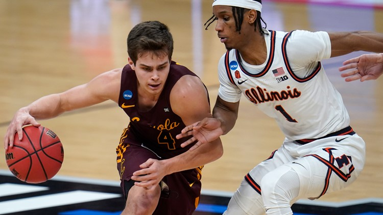 Nun-and-done: The first 1 seed is out, Loyola upsets in-state rival Illinois