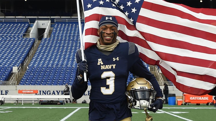 Decision Reversed: Navy allows Cameron Kinley to attend camp with Tampa Bay Buccaneers