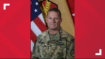 Man in charge of installations command for U.S. Army relieved of his position