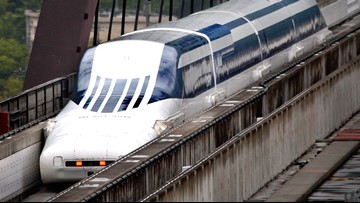 A 311 MPH floating train could link DC & Baltimore – neighbors, the NSA & a nation in gridlock take notice