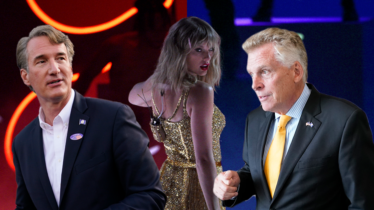 Virginia is for scorned lovers: How Taylor Swift ended up in the Governor's race