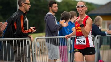 Champion Marine runner helps others battle injuries