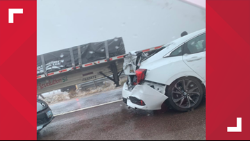 More than 50 cars pileup from I-68 crash due to fog in Maryland