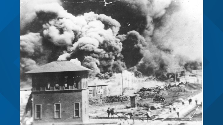 'Standing on the shoulders of  Giants'   Family reflects on race, riots and resilience 100 years after Tulsa Race Massacre