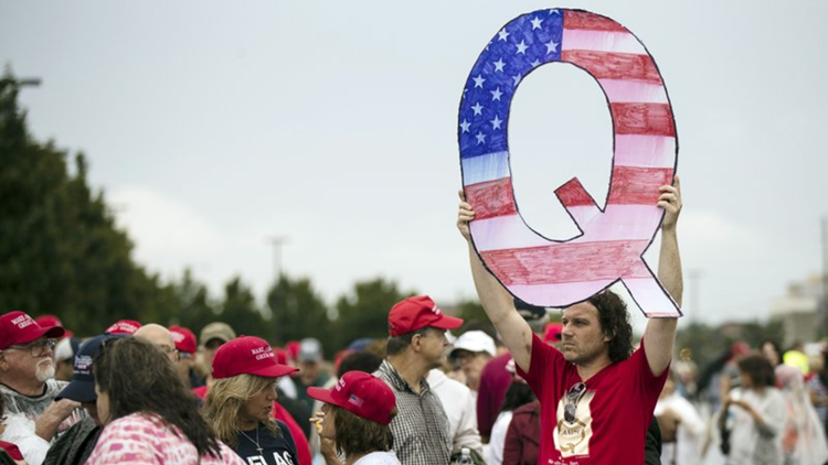 QAnon casualties: Families torn apart by conspiracy theory