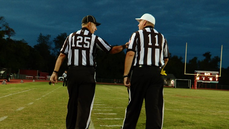 'You can't have Friday Night Lights if you don't have officials to work those games' | School football officials deal with critical staffing shortage