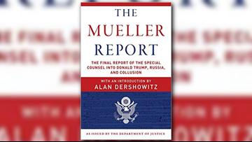 VERIFY: Mueller Report hasn't been released, but it's an Amazon bestseller