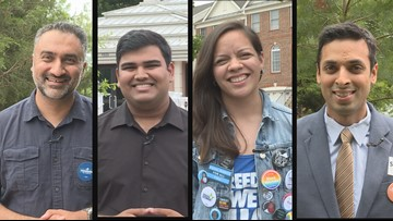 All 4 candidates are first-generation Americans in state delegate race