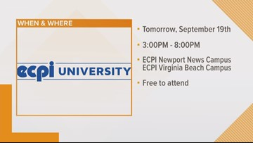 ECPI hosting Military and Veterans Community Day events in Hampton Roads
