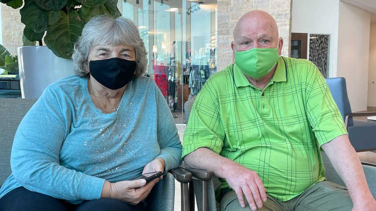 Virginia Beach husband, wife receive cancer diagnoses in same week