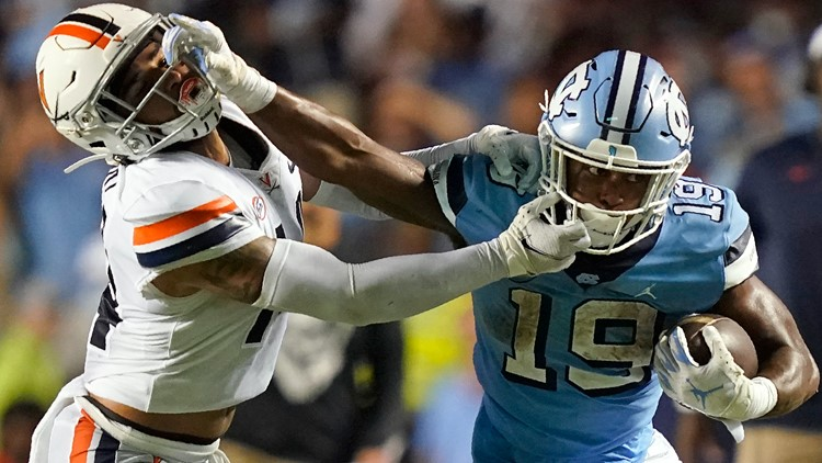 UVA can't keep up with Heels