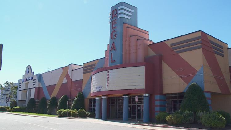 Hampton Roads Regal Cinema locations to reopen in May