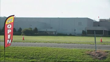 Crews worked hazmat fire at Eastern Shore Perdue Plant