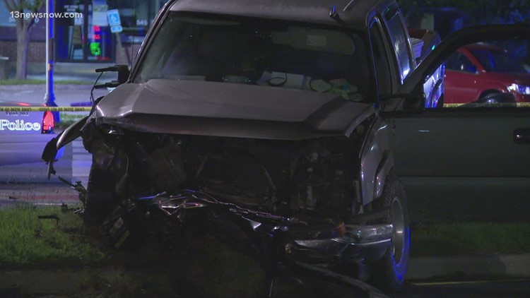 Man charged for deadly two-vehicle crash on Battlefield Blvd. in Chesapeake