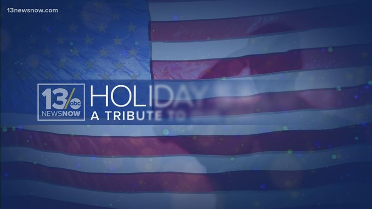 Holiday Salute 2020: A Tribute to Our Armed Forces