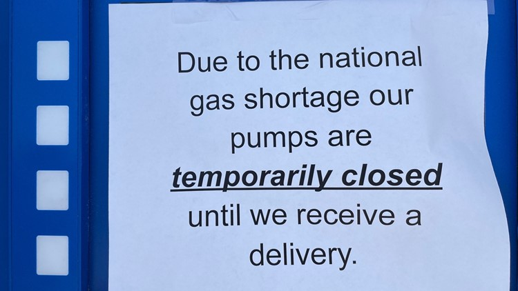 Virginia gas prices still rising even as Colonial Pipeline resumes operations