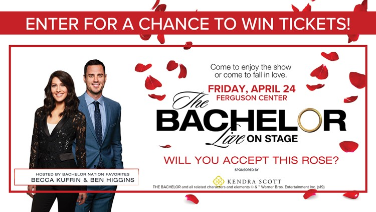 Bachelor Live sweepstakes rules