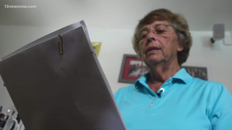 Dead woman walking: Virginia Beach woman trying to prove she's alive after IRS - once again - mistakenly marks her as dead