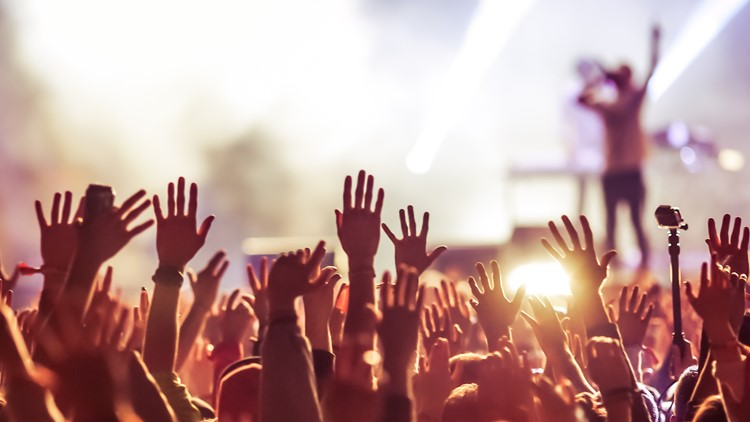 $20 tickets to select shows at amphitheater in Virginia Beach go on sale this afternoon