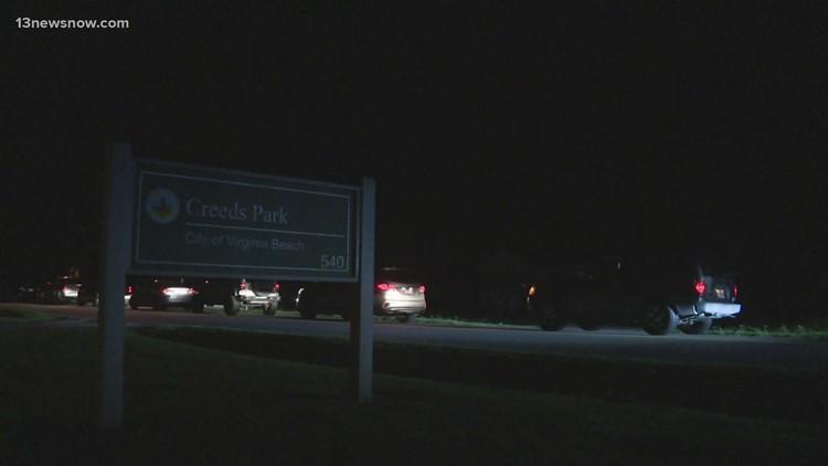 Deadly crash in Virginia Beach