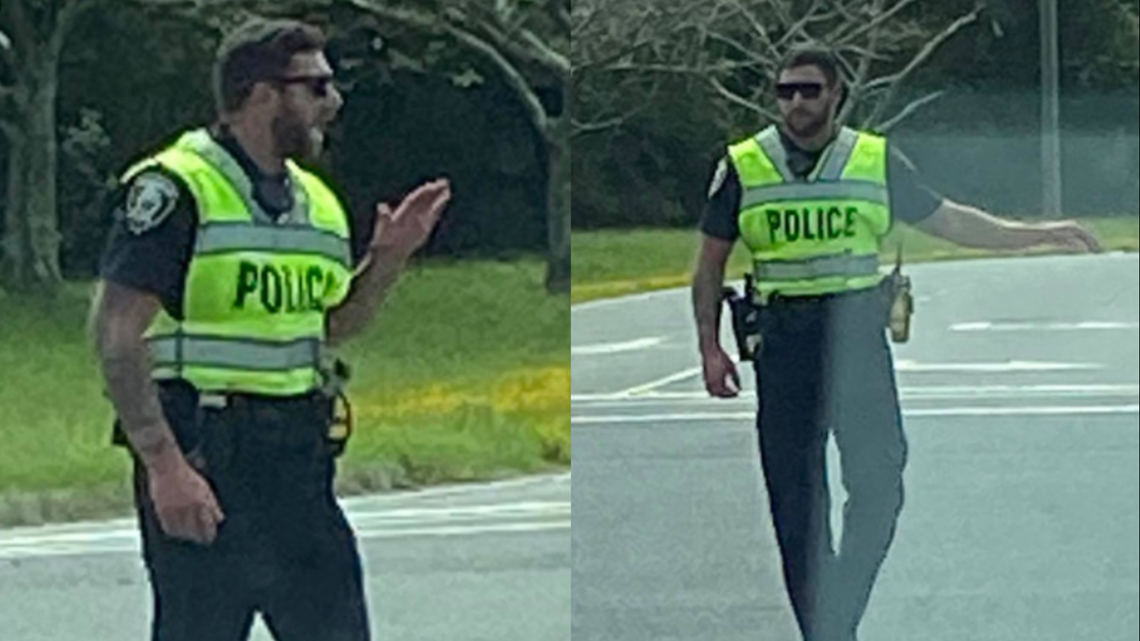 A Mom Found A Chesapeake Police Officer So Good Looking She Nicknamed Him Officer Mcdreamy 13newsnow Com