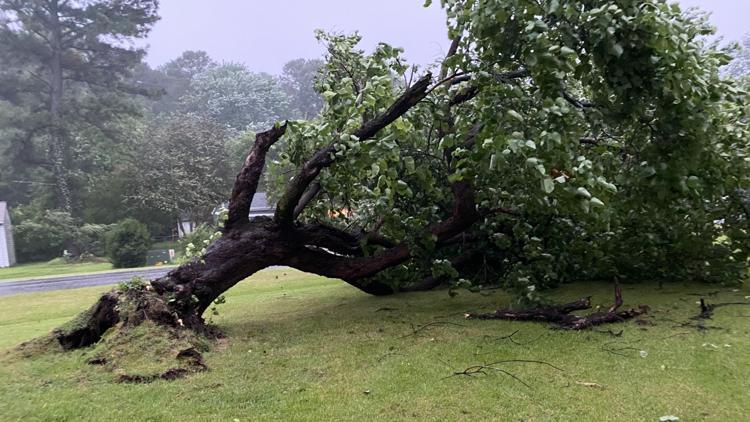 Tropical Storm Elsa in Hampton Roads and northeast North Carolina